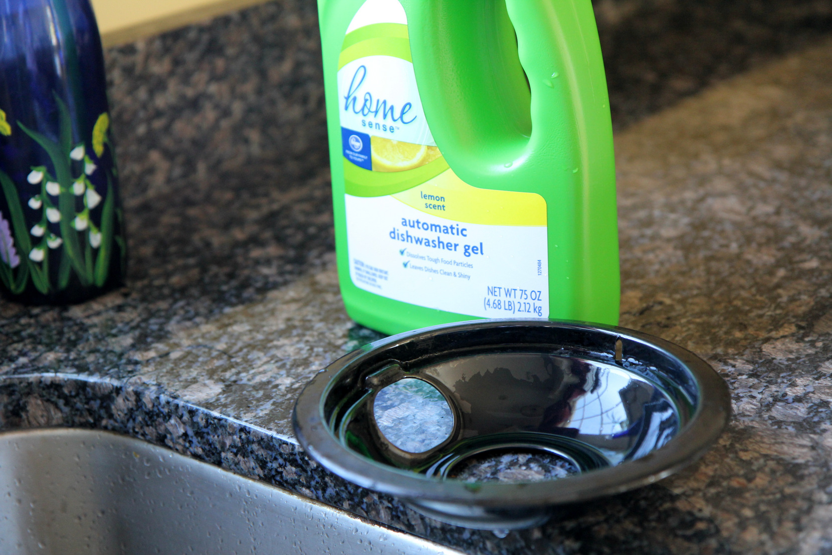 Cleaning Tip Crummy Stove Pans Marital Bliss With A