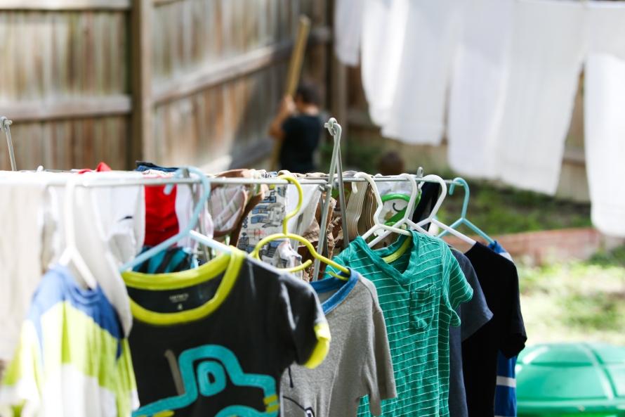 line dry laundry-9728